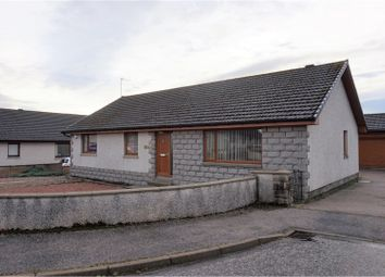 Thumbnail 3 bed detached bungalow for sale in Kimberley Court, Rothienorman Inverurie