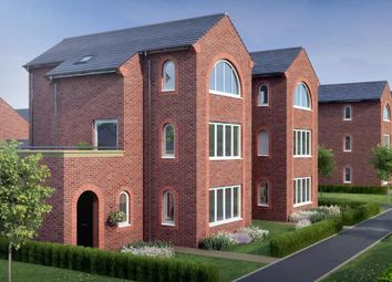 "Thumbnail 3 bed end terrace house for sale in ""Hapton"" at Mitton Road, Whalley, Clitheroe"