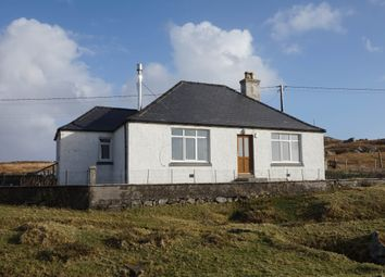 Thumbnail 3 bed detached bungalow for sale in Ardvey, Isle Of Lewis