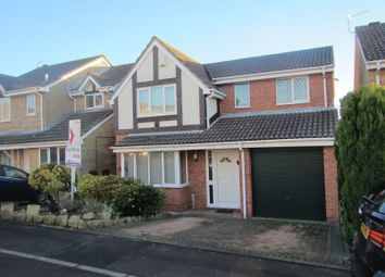 Thumbnail 4 bed detached house to rent in Ellan Hay Road, Bradley Stoke, Bristol