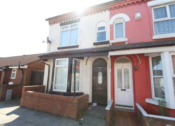 Thumbnail 3 bed terraced house for sale in Shelley Street, Bootle