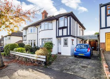 Thumbnail 3 bed semi-detached house for sale in Grosvenor Gardens, Woodford Green