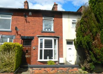 Thumbnail 2 bed terraced house to rent in Queens Avenue, Bromley Cross, Bolton