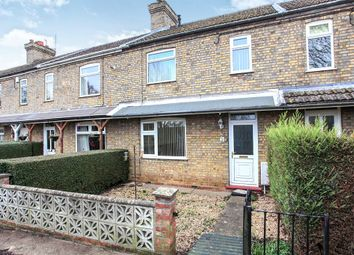 Thumbnail 3 bed terraced house for sale in West End, March