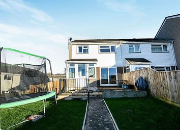 Thumbnail 3 bed terraced house for sale in Gilbert Road, Newton Abbot