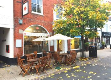 Thumbnail Restaurant/cafe for sale in Hinckley LE10, UK