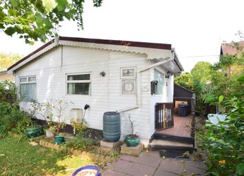 Thumbnail 1 bed mobile/park home for sale in Crays Hill, Billericay, Essex
