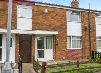 2 bed terraced house for sale in Brixton Close, Hull HU8