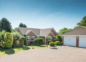 Thumbnail 4 bed detached bungalow for sale in Travis Grove, Bletchley, Milton Keynes