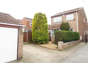 Thumbnail 3 bed detached house for sale in Statham Court, Worksop, Nottinghamshire