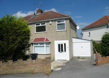 Thumbnail 3 bed semi-detached house to rent in Gilbert Road, Kingswood, Bristol