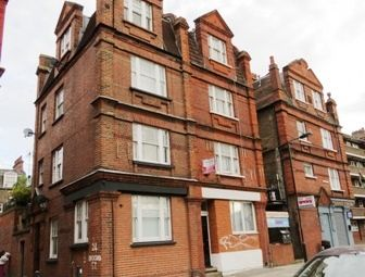 Thumbnail 1 bedroom flat to rent in Chicksand Street, Aldgate East/Brick Lane