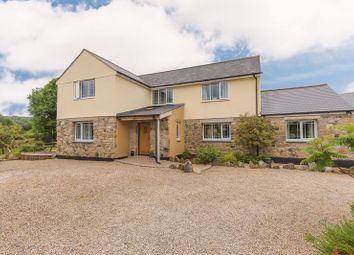 Thumbnail 5 bed detached house for sale in Lanner Green, Lanner, Redruth