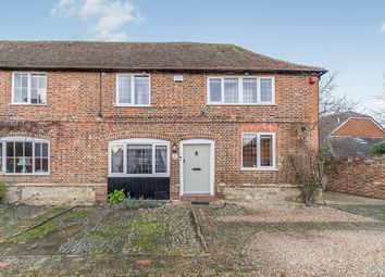Thumbnail 3 bed semi-detached house for sale in High Street, East Malling, West Malling