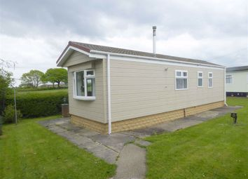Thumbnail 2 bedroom mobile/park home for sale in Wentworth Farm, Whitehall Road, Leeds, West Yorkshire