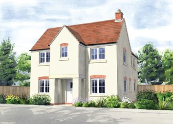 Thumbnail 4 bed detached house for sale in Moor Lane, Branston