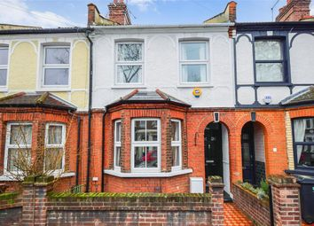 Thumbnail 4 bed terraced house for sale in Brookscroft Road, London