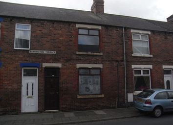 Thumbnail 3 bed terraced house to rent in Barrington Terrace, Ferryhill