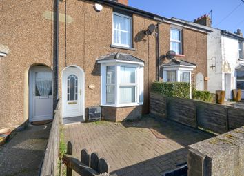 Thumbnail 3 bed terraced house for sale in Westview Cottages, Lydd Road, New Romney