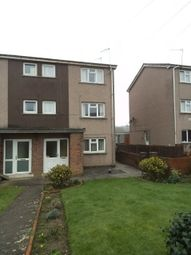 Thumbnail 3 bed maisonette for sale in Heol Gadlys, Litchard, Bridgend