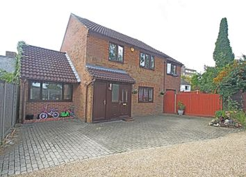 Thumbnail 4 bed detached house for sale in Bristow Close, Bletchley, Milton Keynes