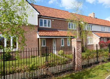 Thumbnail 3 bedroom semi-detached house for sale in Pirnhow Street, Waterside Maltings, Ditchingham, Bungay