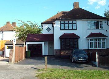 Thumbnail 3 bed semi-detached house for sale in Elmstead Lane, Chislehurst
