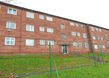 Thumbnail 2 bed flat for sale in Ladybank Drive, Glasgow, Lanarkshire