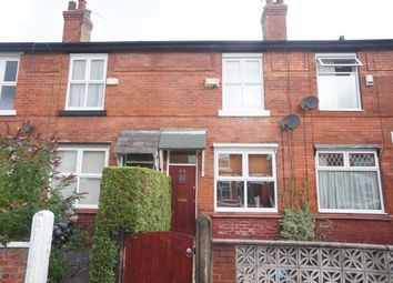 Thumbnail 2 bed terraced house to rent in Whitehall Road, Didsbury