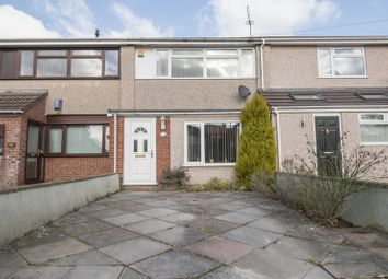 Thumbnail 2 bedroom terraced house for sale in Derricke Road, Stockwood, Bristol