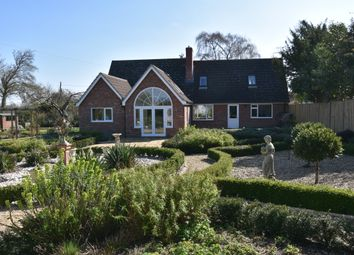 Thumbnail 4 bed detached house for sale in Pettistree, Woodbridge, Suffolk