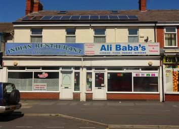 Thumbnail Retail premises for sale in Blackpool, Lancashire