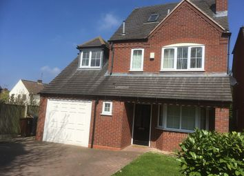 Thumbnail 4 bed detached house to rent in Mirbeck Close, Wolverhampton