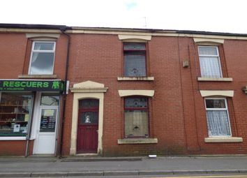 Thumbnail 2 bedroom terraced house for sale in New Wellington Street, Blackburn