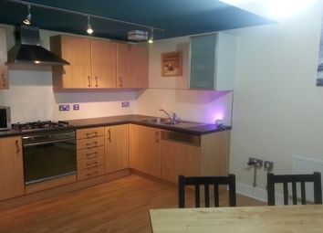 Thumbnail 1 bed flat to rent in William Bancroft, Nottingham