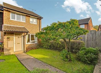 Thumbnail End terrace house for sale in Horseshoe Close, Pound Hill, Crawley