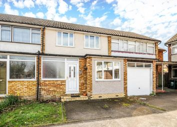 Thumbnail 4 bed terraced house to rent in Maxwell Road, Ashford