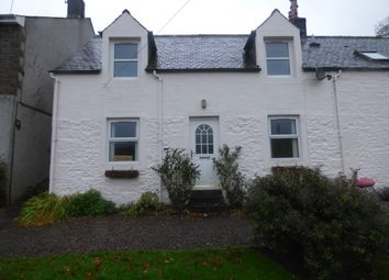 Thumbnail 2 bed end terrace house for sale in Boreland, Lockerbie