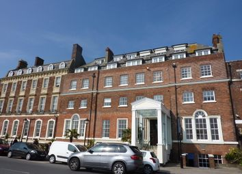 Thumbnail 2 bed flat to rent in The Esplanade, Weymouth