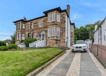 Thumbnail 4 bed semi-detached house for sale in Rostan Road, Glasgow