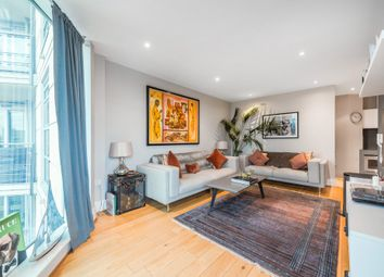 Ensign House, Battersea Reach, London SW18. 2 bed flat for sale