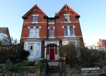 Thumbnail 1 bed flat to rent in Avenue Victoria, Scarborough