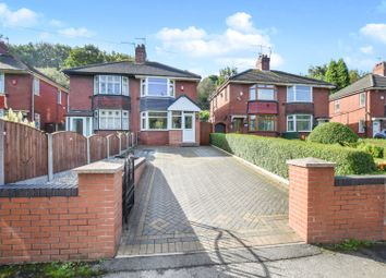 Thumbnail 2 bed semi-detached house for sale in North Street, Hartshill, Stoke-On-Trent