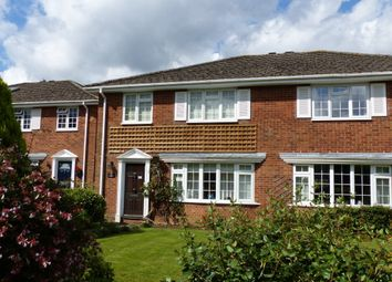 Thumbnail 4 bed semi-detached house to rent in Fairfields Road, Basingstoke