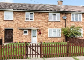 Thumbnail 3 bed terraced house for sale in Kathleen Ferrier Crescent, Basildon, Essex