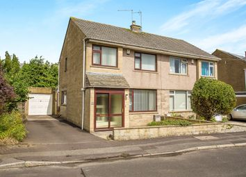 Thumbnail 3 bed semi-detached house for sale in Delmore Road, Frome