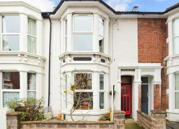 Thumbnail 4 bed terraced house for sale in Gains Road, Southsea, Hampshire