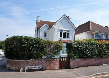Thumbnail 4 bed flat for sale in Seaward Avenue, Bournemouth