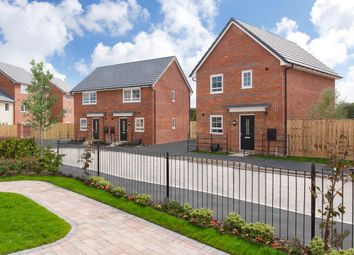 "Thumbnail 3 bedroom detached house for sale in ""Folkestone"" at Lightfoot Lane, Fulwood, Preston"