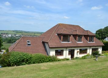 Thumbnail 4 bed detached house for sale in Landkey Road, Barnstaple